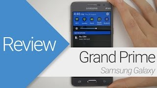 [Review] Samsung Galaxy Grand Prime (en español)