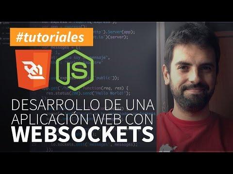 Cómo utilizar WebSockets en una aplicación web con NodeJS y SocketIO