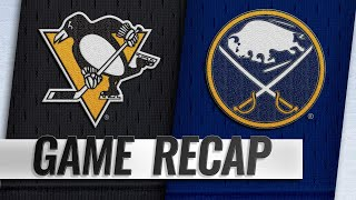 Sabres hold on to top Penguins