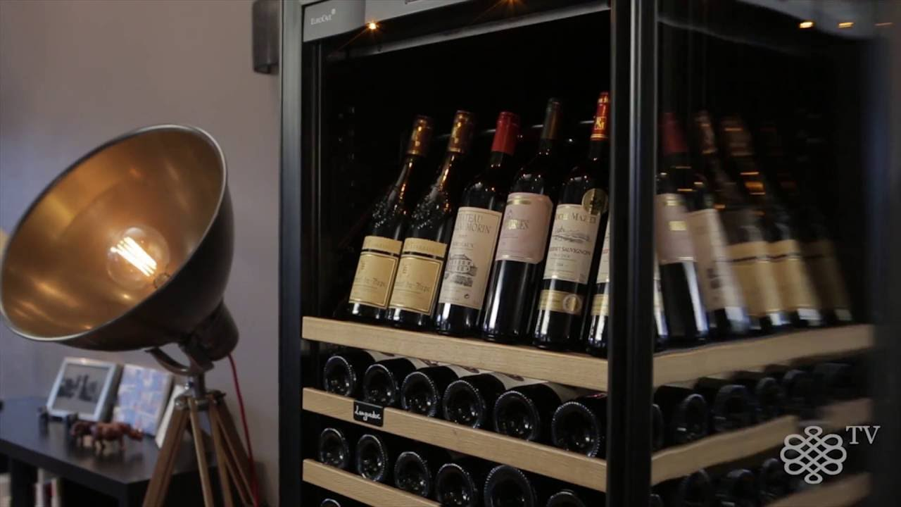 video tutorial u2013 how to install a shelf in your eurocave wine cabinet
