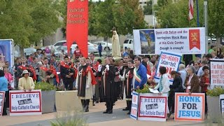 Public Prayer Rally Against the Black Mass in Oklahoma City Civic Center