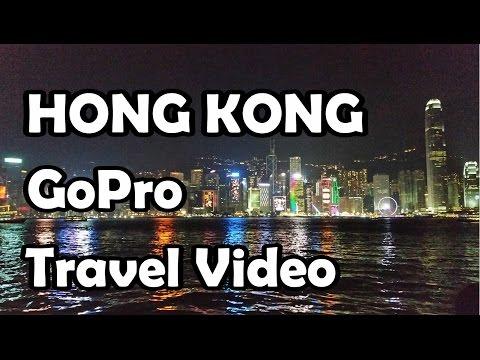 Hong Kong - Gopro Travel Video