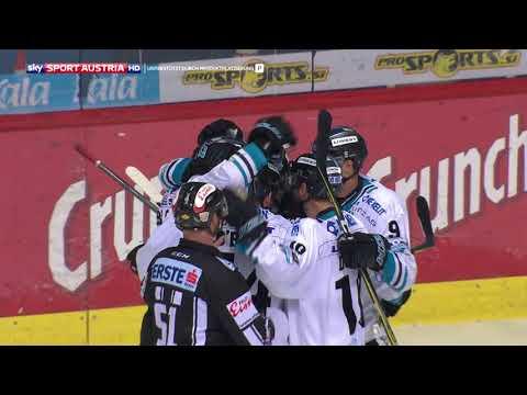 Erste Bank Eishockey Liga, 6. Viertelfinale: KHL Zagreb - Black Wings Linz 4:5