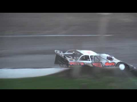IMCA Late Model feature Benton County Speedway 6/4/17
