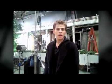 The Vampire Diaries  Behind the s with Matt Davis