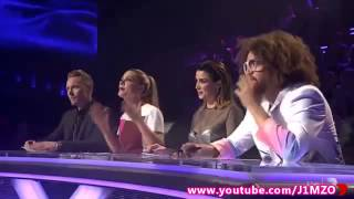 "Marlisa Punzalan:Sang ""Super Love""Week 8 Live The X Factor Australia 2014 Top 6"