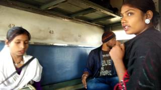 India got Talent- girl singing on local train