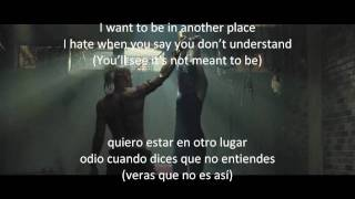 Linkin Park - A Place For My Head Subtitulado