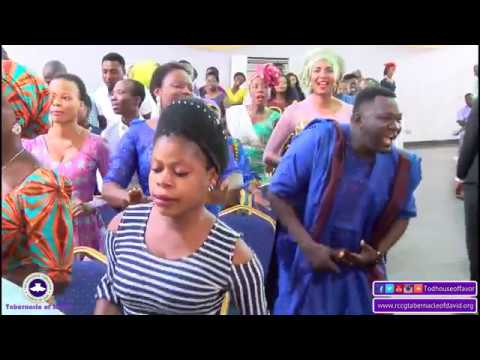 Thanksgiving Praise and Worship on Sunday 5th August 2018 @ RCCG, Tabernacle of David.