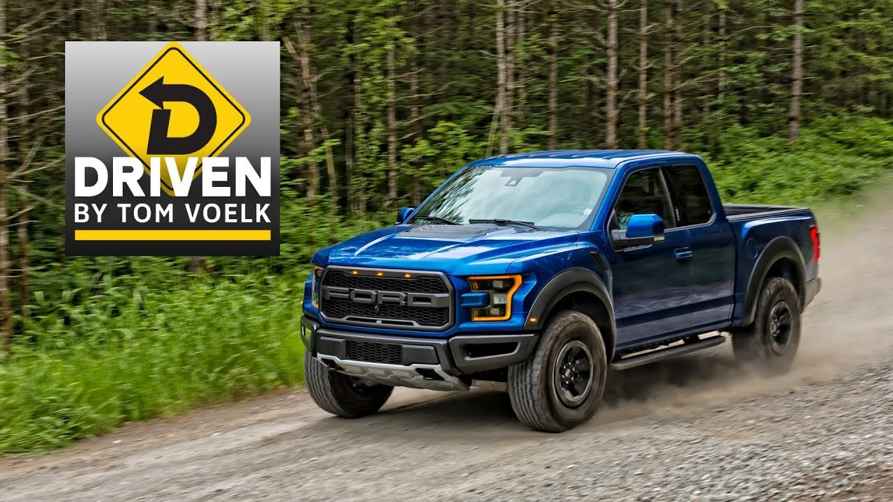 2017 ford f 150 raptor car review