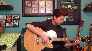 in your arms nico vinz fingerstyle guitar cover