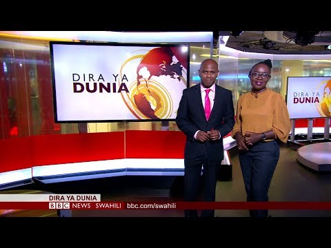 BBC DIRA YA DUNIA JUMATATU 30.07.2018