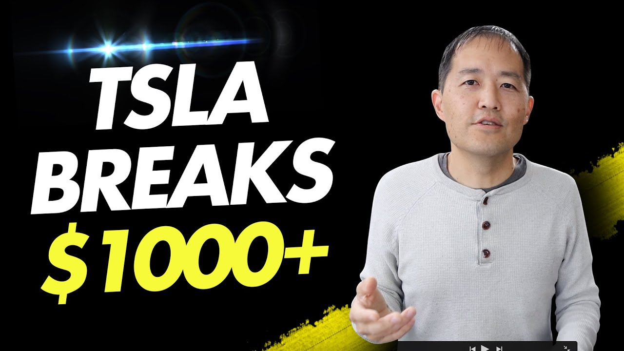 Tesla Breaks $1000 and Becomes Most Valuable Automaker (Ep. 87)