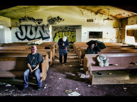 I.C.U.Abandoned church California