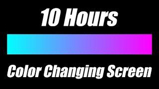 Color Changing Mood Led Lights - Pink Light Blue Screen [10 Hours]