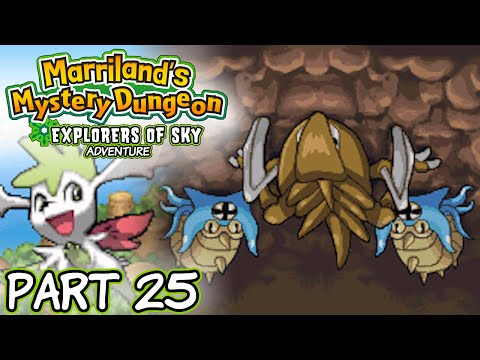 Pokémon Mystery Dungeon: Explorers of Sky, Part 25: It's Brine Time!