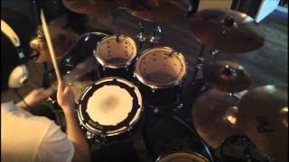 Young, Wild & Free - Wiz Khalifa Drum Cover by MonsieurDrum