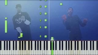 John Wick ft. Snoop Dogg - 'Tidy'   Fortnite Piano