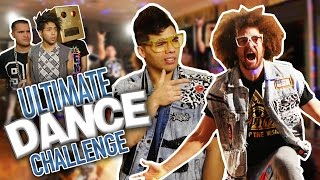 ultimate dance challenge redfoo