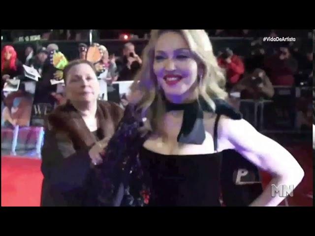 Madonna - aniversário de 62 anos. Homenagem na tv 17-08-2020 por Luis Oblanche