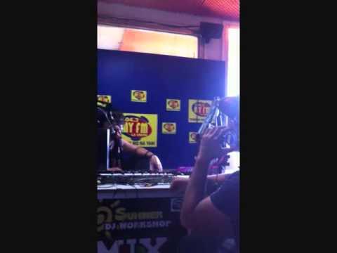 "ELEAZAR ""EL"" BELGICA&39;s Radio  at 1043 MyFM with DJ BOI LOLLIPOP"