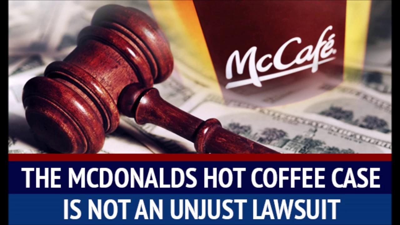 Liebeck V Mcdonalds L1 English Case 30112016 Youtube