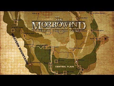 The MORROWIND That Never Was