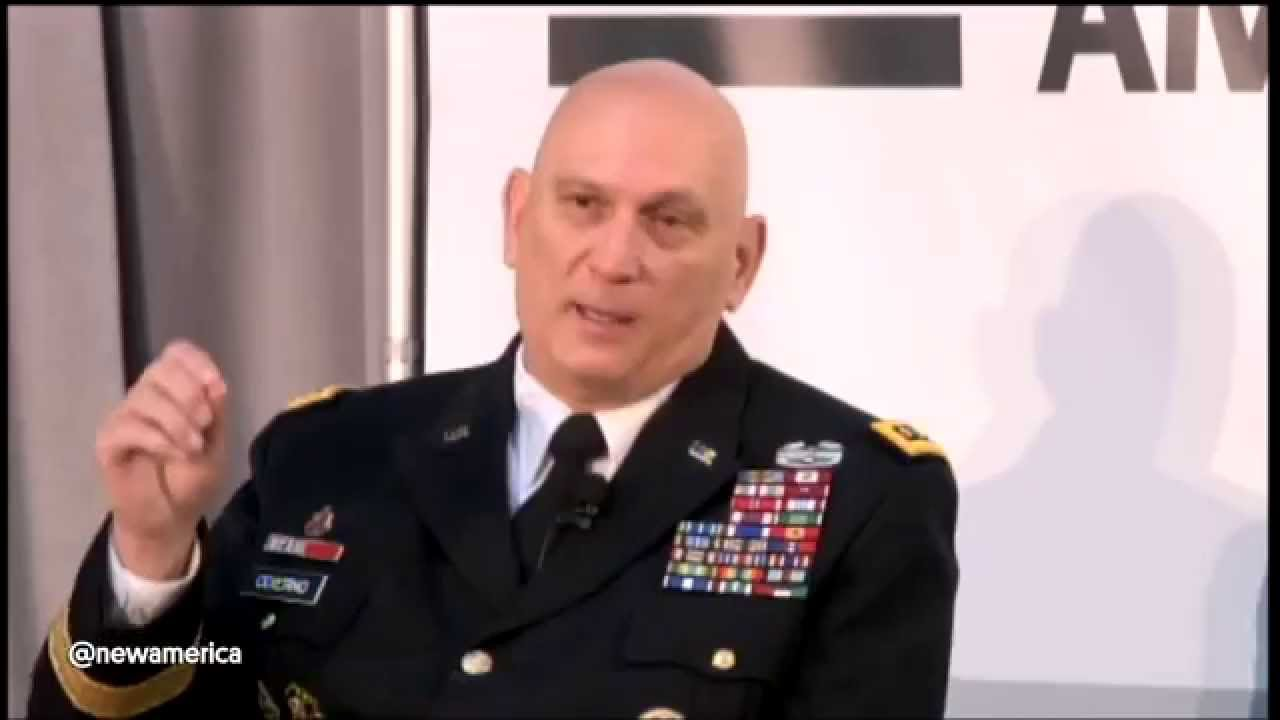 Reflections on the Future of War with Gen. Raymond Odierno ...