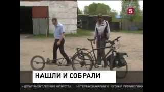 Известного путешественника обокрали в Хабаровске