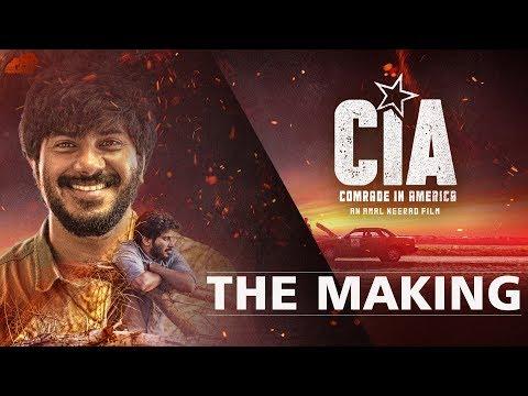 Comrade In America (CIA) Making Video | Dulquer Salmaan | Amal Neerad | Gopi Sundar