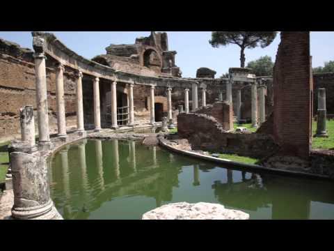 Rome Tour Guide Alessandro Innocca (Alex) Hadrian's Villa