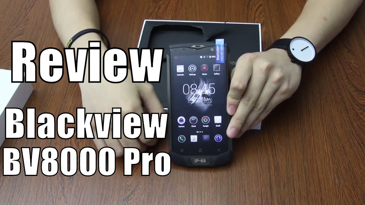 Blackview BV8000 Pro Review: Rugged Phone with 6GB RAM (Official video)