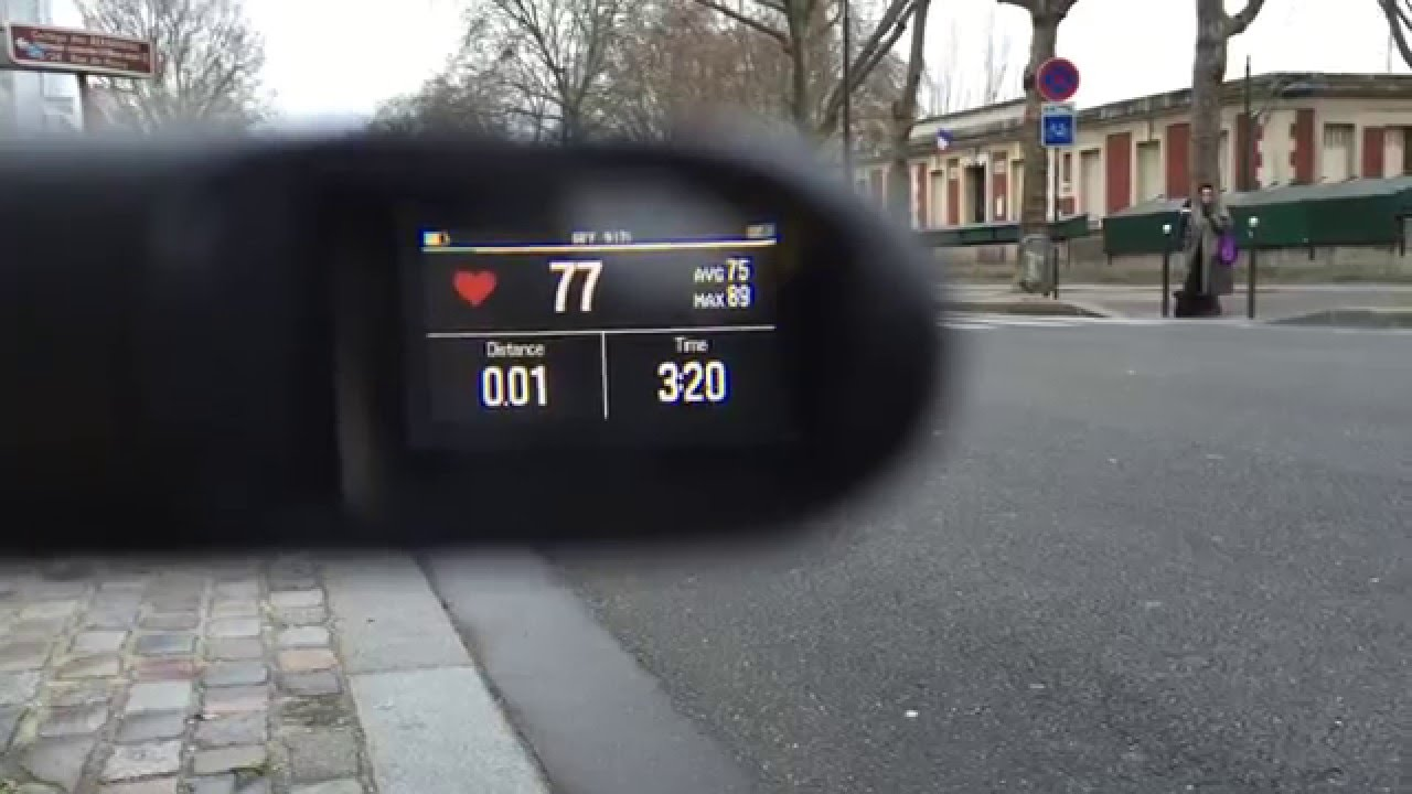 Garmin Varia Vision Heads Up Display: Data pages views ...
