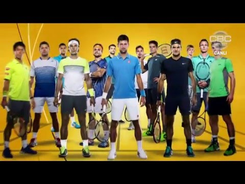 ATP World Tour Masters 1000 Intro