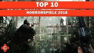 Horrorspiele 2018 | Top 10