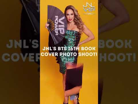 JOY is YOURS! Jennifer Nicole Lee BTS to 16th Book Photo Shoot-The VIP Lifestyle Guide to Success