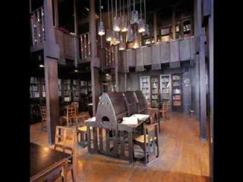 charles rennie mackintosh glasgow four design architecture i youtube. Black Bedroom Furniture Sets. Home Design Ideas