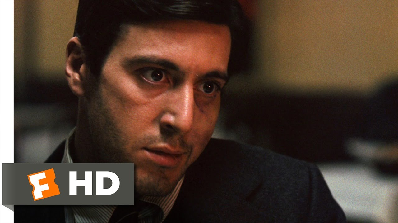 The Godfather 3 9 Movie Clip Killing Sollozzo And