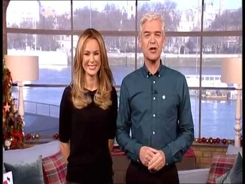 Peter Grant - This Morning ITV White Christmas