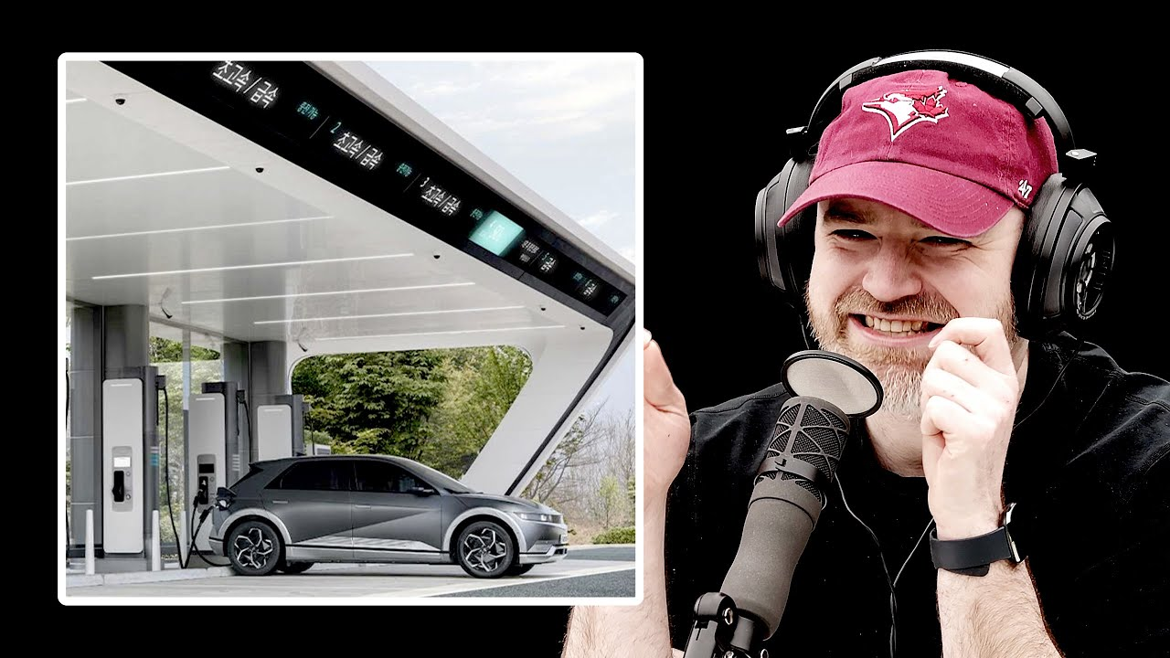 Hyundai Charging Stations Better Than Tesla...?