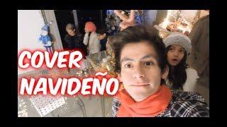 Video NAVIDEÑO | Detras de camaras | Di Rebel Show | G Fonseca | Rykz