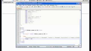 Создать сайт - Выборка записей из базы данных - Часть 2(2)