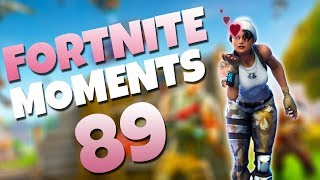 MISSION IMPOSSIBLE (Fortnite Edition) | Fortnite Daily Funny and WTF Moments Ep. 89
