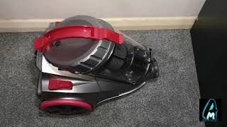 Deik Cylinder Bagless Vacuum Cleaner VC-1507 (Review)