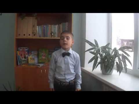 "Александр Сергеевич Пушкин «""Зимний вечер""»"