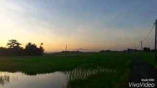 Keindahan pagi di bumi Kedah