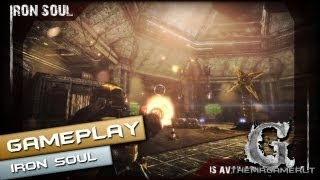 Iron Soul Gameplay PC HD