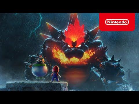 A Bigger Badder Bowser - Super Mario 3D World + Bowser's Fury - Nintendo Switch - Видео онлайн