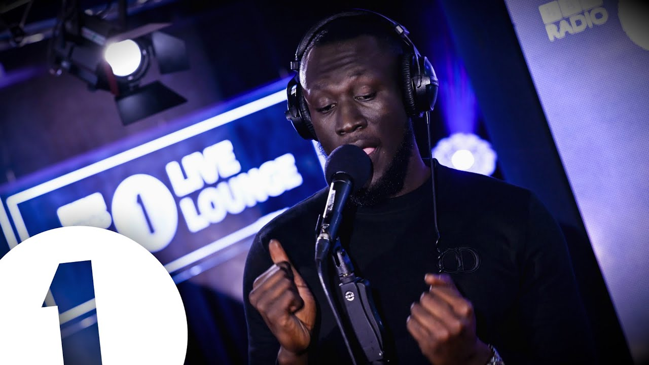 Stormzy Do Better In The Live Lounge Youtube
