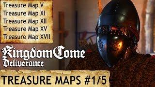 kingdom come deliverance treasure map